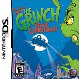 Dr. Seuss: How the Grinch Stole Christmas (Nintendo DS)