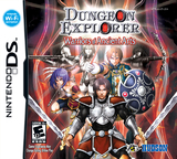 Dungeon Explorer: Warriors of Ancient Arts (Nintendo DS)
