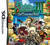 Etrian Odyssey III: The Drowned City (Nintendo DS)
