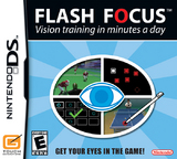 Flash Focus: Vision Training in Minutes a Day (Nintendo DS)