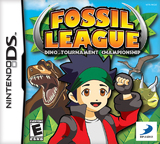 Fossil League: Dino Tournament Championship (Nintendo DS)