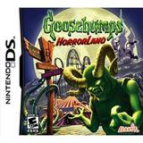 Goosebumps: HorrorLand (Nintendo DS)