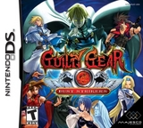 Guilty Gear: Dust Strikers (Nintendo DS)