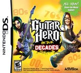 Guitar Hero: On Tour: Decades (Nintendo DS)