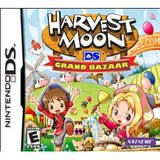 Harvest Moon DS: Grand Bazaar (Nintendo DS)