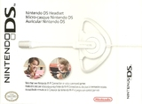 Headset -- Official Nintendo DS (Nintendo DS)