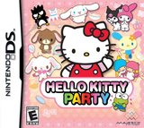 Hello Kitty Party (Nintendo DS)