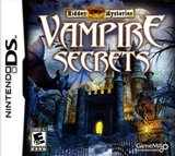 Hidden Mysteries: Vampire Secrets (Nintendo DS)