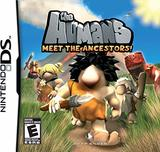 Humans: Meet the Ancestors!, The (Nintendo DS)