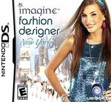 Imagine: Fashion Designer: New York (Nintendo DS)