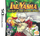 InuYasha Secret of the Divine Jewel (Nintendo DS)