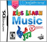 Kids Learn Music: A+ Edition (Nintendo DS)