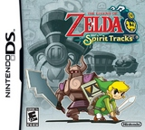 Legend of Zelda: Spirit Tracks, The (Nintendo DS)