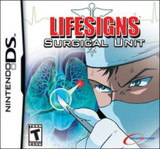 LifeSigns: Surgical Unit (Nintendo DS)