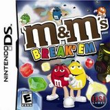 M & M's: Break 'Em (Nintendo DS)
