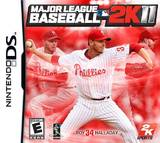 Major League Baseball 2K11 (Nintendo DS)
