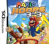 Mario Hoops: 3 on 3 (Nintendo DS)