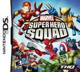 Marvel: Super Hero Squad (Nintendo DS)