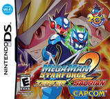 Mega Man Star Force 2: Zerker x Saurian (Nintendo DS)