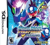 Mega Man Star Force: Pegasus (Nintendo DS)