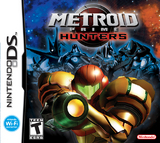 Metroid Prime Hunters (Nintendo DS)