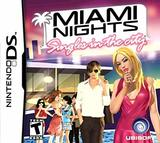 Miami Nights: Singles in the City (Nintendo DS)