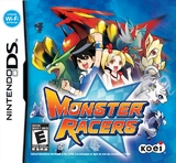 Monster Racers (Nintendo DS)