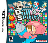 Mr. Driller: Drill Spirits (Nintendo DS)