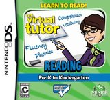 My Virtual Tutor: Reading: Pre-K to Kindergarten (Nintendo DS)