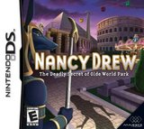 Nancy Drew: The Deadly Secret of Olde World Park (Nintendo DS)