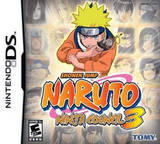 Naruto: Ninja Council 3 (Nintendo DS)
