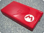 Nintendo DS Lite -- Red Mario Edition (Nintendo DS)