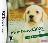 Nintendogs: Lab & Friends (Nintendo DS)