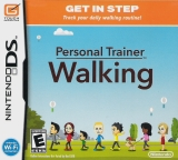 Personal Trainer: Walking (Nintendo DS)