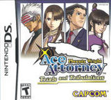 Phoenix Wright: Ace Attorney: Trials and Tribulations (Nintendo DS)