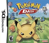 Pokemon Dash (Nintendo DS)