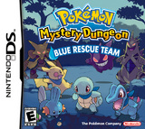 Pokemon Mystery Dungeon: Blue Rescue Team (Nintendo DS)