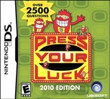 Press Your Luck -- 2010 Edition (Nintendo DS)