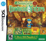 Professor Layton and the Unwound Future (Nintendo DS)