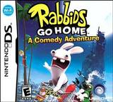 Rabbids: Go Home (Nintendo DS)