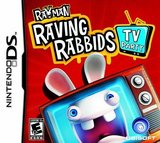 Rayman Raving Rabbids: TV Party (Nintendo DS)
