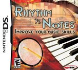 Rhythm 'n Notes: Improve Your Music Skills (Nintendo DS)