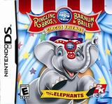 Ringling Bros. and Barnum & Bailey Circus Friends: Asian Elephants (Nintendo DS)