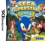 Sega Superstars: Tennis (Nintendo DS)