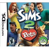 Sims 2: Pets, The (Nintendo DS)