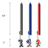 Sonic Chronicles: The Dark Brotherhood Stylus 3-Pack (Nintendo DS)