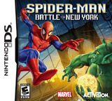 Spider-Man: Battle for New York (Nintendo DS)