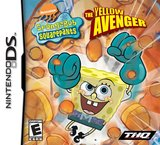 SpongeBob SquarePants: The Yellow Avenger (Nintendo DS)