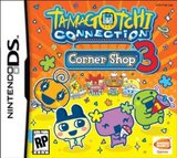 Tamagotchi Connection: Corner Shop 3 (Nintendo DS)