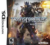 Transformers: Dark of the Moon: Autobots (Nintendo DS)